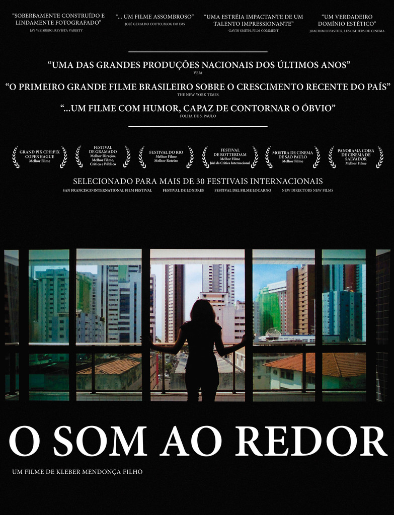 O SOM AO REDOR