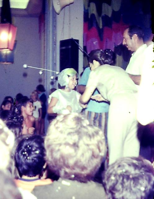 carnaval claudia astronauta 2