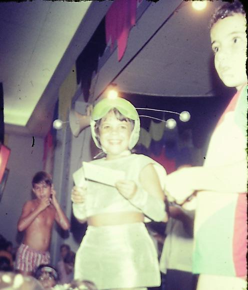 carnaval claudia astronauta