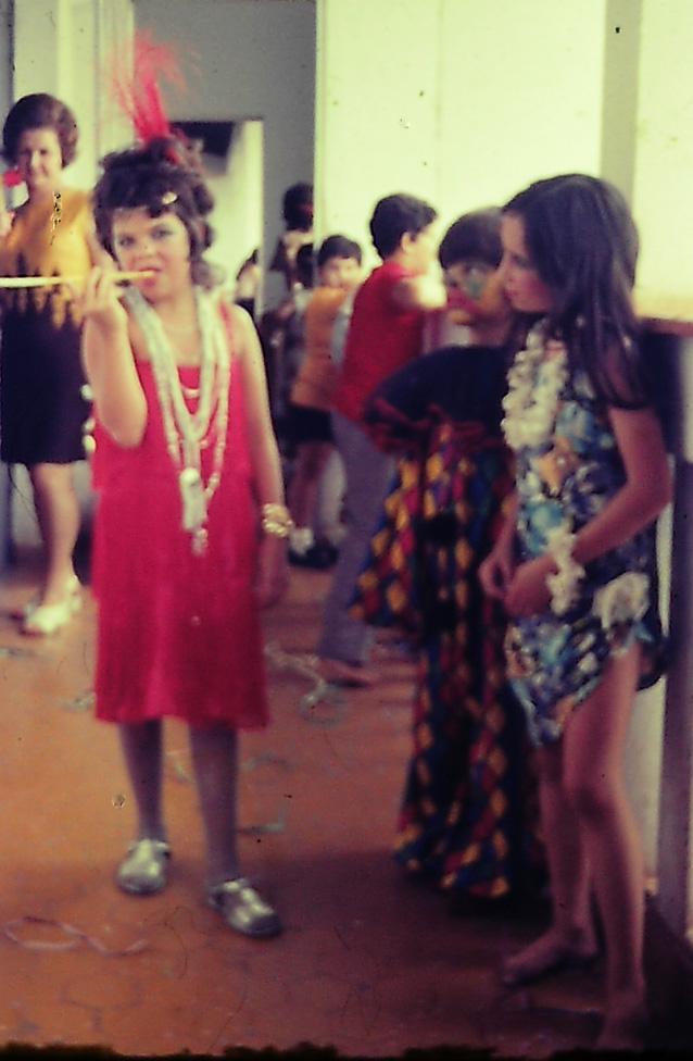 carnaval claudia nene 1