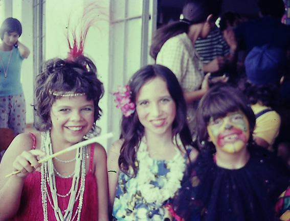 carnaval claudia nene